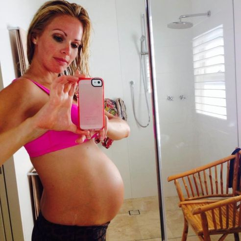 Pregnant Week 37